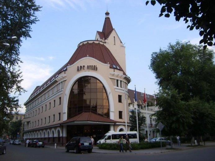 Арт отель Воронеж