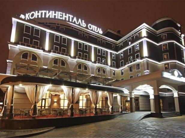 Гостиница Континенталь 4*