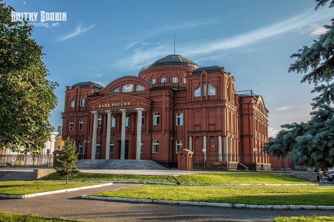 Здание банка России в Муроме