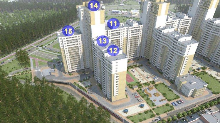 Описание жилого комплекса «