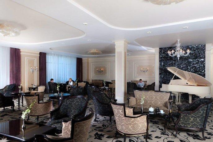 Milan Hotel Moscow Room Milan