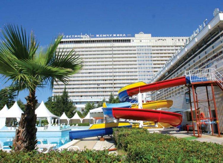 Отели и гостиницы города Сочи
