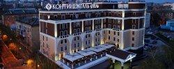Гостиница Белогорье Белгород