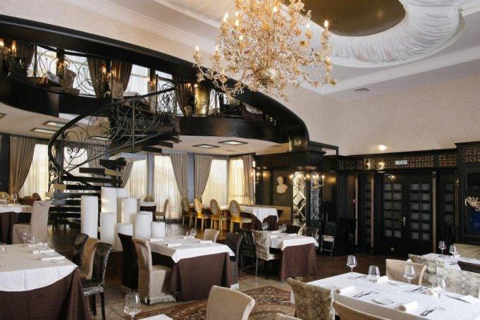 Ресторан «Белогорье»