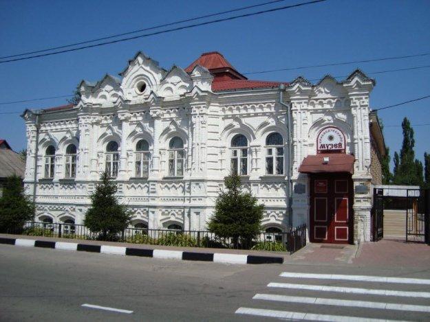 Фото архитектуры Алексеевки